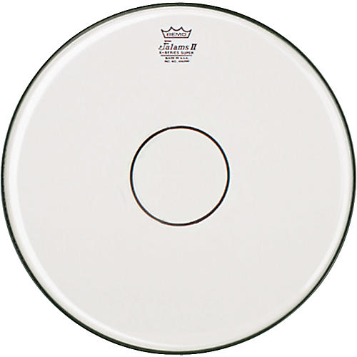 Remo Falam K-Series Clear Dot Batter Drum Head-thumbnail