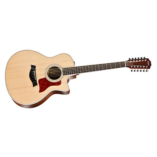 Taylor Fall 2013 Edition 456ce 12-String, Grand Symphony Cutaway Acoustic-Electric Guitar-thumbnail