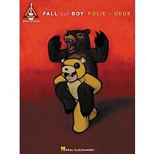 Hal Leonard Fall Out Boy - Folie A Deux Guitar Tab Songbook