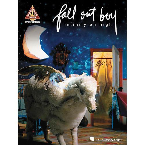 Hal Leonard Fall Out Boy - Infinity On High Guitar Tab Songbook