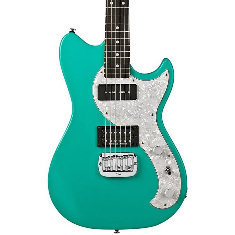 G&LFallout Electric GuitarBelair Green