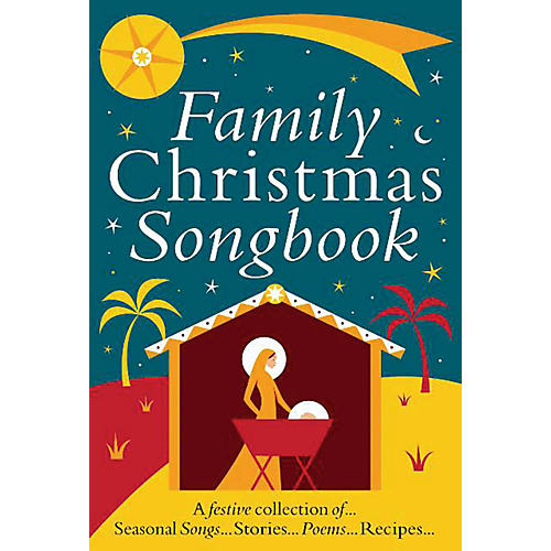 Music Sales Family Christmas Songbook Music Sales America Series Softcover Written by Heather Ramage-thumbnail