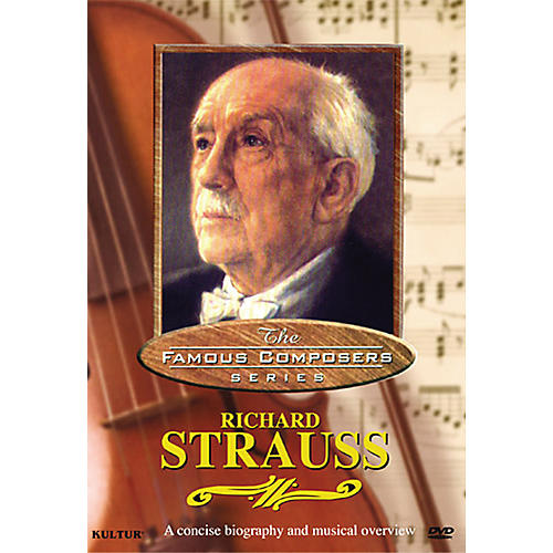 Kultur Famous Composers Video: Strauss-thumbnail