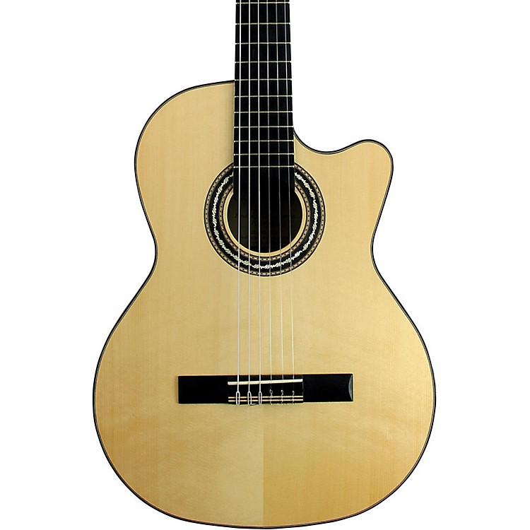 KremonaFandango FG63CW Classical Electric GuitarGloss Natural