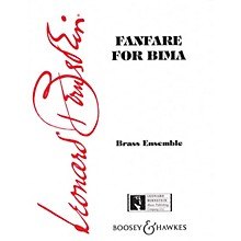 Boosey and Hawkes Fanfare for Bima Boosey & Hawkes Chamber Music Series by Leonard Bernstein