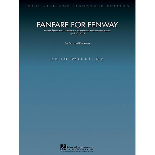 Hal Leonard Fanfare for Fenway John Williams Signature Edition - Brass Series by John Williams-thumbnail