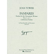 Associated Fanfares (Full Score) Full Score Series by Joan Tower Edited by Daniel Forlano