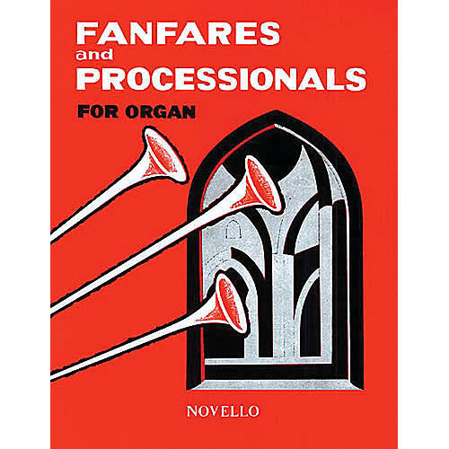 Novello Fanfares and Processionals for Organ Music Sales America Series-thumbnail