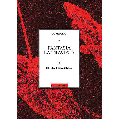 Chester Music Fantasia La Traviata Music Sales America Series-thumbnail