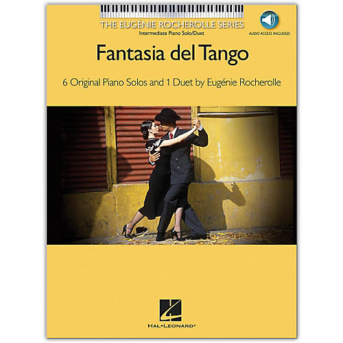 Hal Leonard Fantasia del Tango (Book/Audio) The Eugenie Rocherolle Series-thumbnail