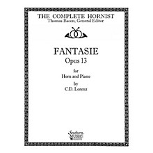 Southern Fantasie (Fantasy Fantaisie), Op. 13 (Horn) Southern Music Series Arranged by Thomas Bacon
