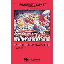 Hal Leonard Fantasmic! - Part 2 (Princess Medley) Marching Band Level 3-4 Arranged by Michael Brown