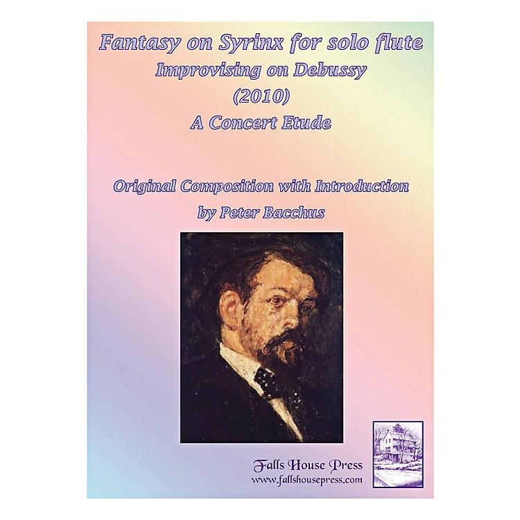 Theodore PresserFantasy On Syrinx (Book)
