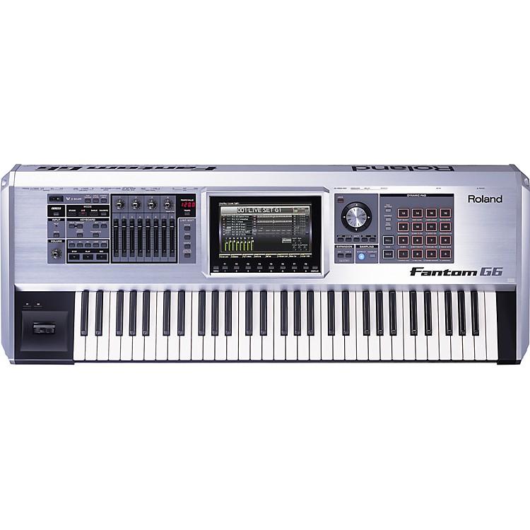 RolandFantom-G6 Workstation Keyboard