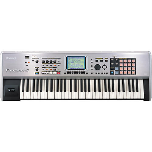 Roland Fantom-S 61-Key Sampling Music Workstation-thumbnail