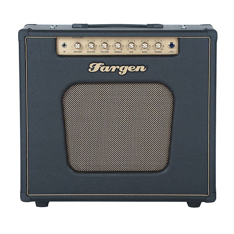 Fargen AmpsFargen Mini Plex MKII 12W 1x12 Tube Guitar Combo AmpBlack