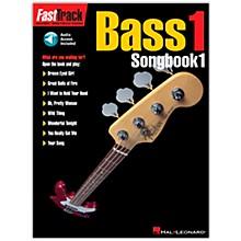 Hal Leonard FastTrack Bass Tab Songbook 1 (Book/Online Audio)