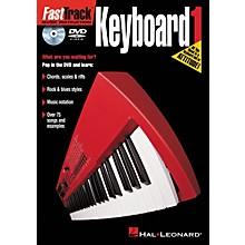Hal Leonard FastTrack Keyboard 1 ( DVD)