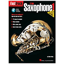 Hal Leonard FastTrack for E Flat Alto Saxophone Book 1 Book/CD
