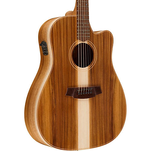 Cole Clark Fat Lady 2 Series Dreadnought Acoustic-Electric Guitar-thumbnail
