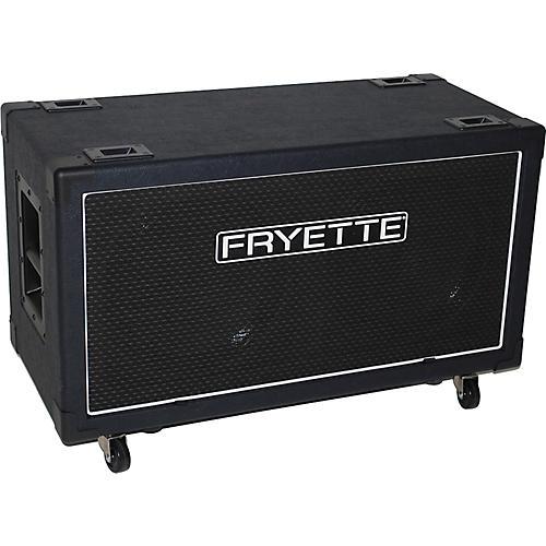 Fryette FatBottom FB212-P50E 100W 2x12 Low Profile Speaker Cabinet
