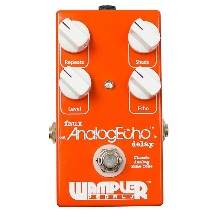 WamplerFaux Analog Echo/Delay Guitar Effects Pedal