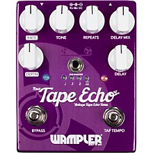 Wampler Faux Tape Echo Delay Pedal Level 1