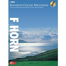 Hal Leonard Favorite Celtic Melodies For F Horn Book/CD