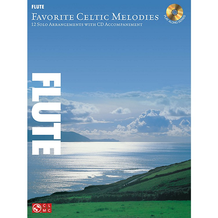Hal Leonard Favorite Celtic Melodies For Flute Book/CD
