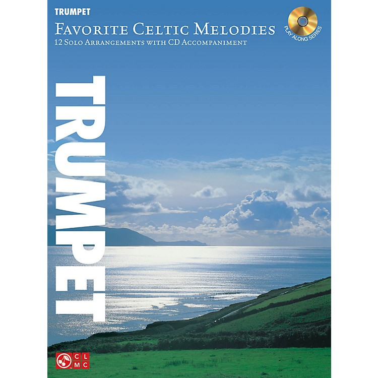 Hal Leonard Favorite Celtic Melodies For Trumpet Book/CD