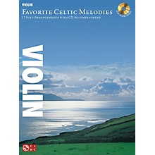 Hal Leonard Favorite Celtic Melodies For Violin Book/CD