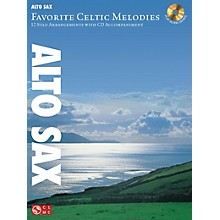 Hal Leonard Favorite Celtic Melodies Fro Alto Sax Book/CD