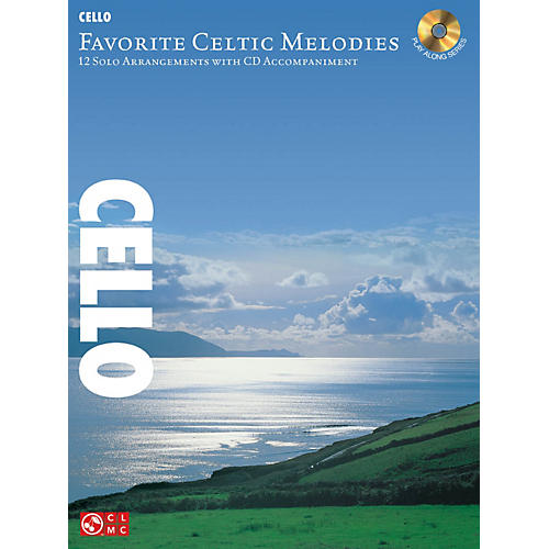 Hal Leonard Favorite Celtic Melodies for Cello Book/CD-thumbnail