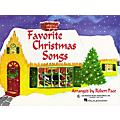 Lee Roberts Favorite Christmas Songs Pace Piano Education Series thumbnail