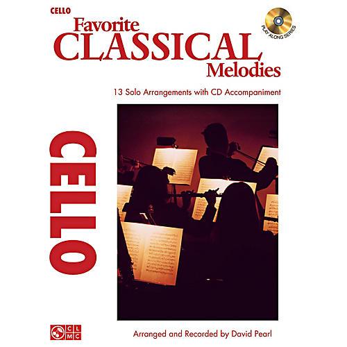Cherry Lane Favorite Classical Melodies - Book/CD-thumbnail