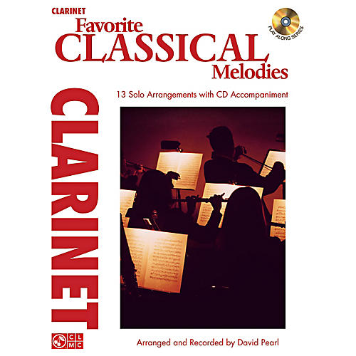Cherry Lane Favorite Classical Melodies - Book/CD