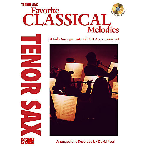 Cherry Lane Favorite Classical Melodies - Book/CD-thumbnail