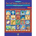 Alfred Favorite Sacred Songs for Children, Holidays and Holy Days Book 1  Thumbnail