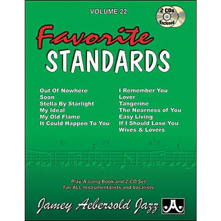 Jamey AebersoldFavorite Standards
