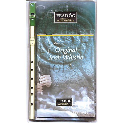 Music Sales Feadog Double Pack - Book & Whistle Music Sales America Series