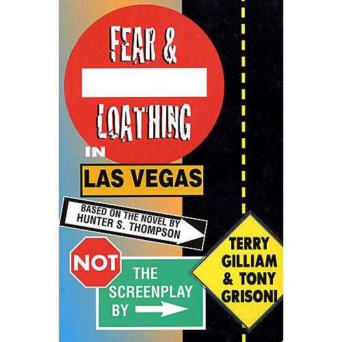 Applause Books Fear and Loathing in Las Vegas (Not the Screenplay) Applause Books Series Softcover by Terry Gilliam-thumbnail