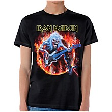 Iron Maiden Fear of the Dark T-Shirt Small
