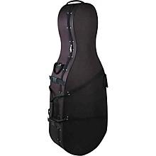 Bellafina Featherweight Cello Case Black 1/2 Size