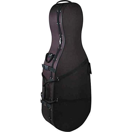 Bellafina Featherweight Cello Case Black 3/4 Size