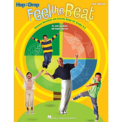 Hal Leonard Feel the Beat! (Seasonal Movement and Activity Songs for Grades K-3) COLLECTION Composed by Roger Emerson-thumbnail