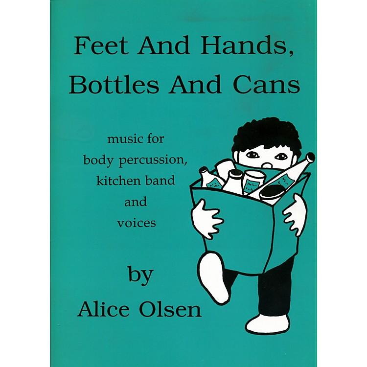 Alice Olsen PublishingFeet & Hands, Bottles & Cans