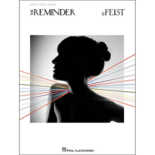 Hal Leonard Feist - The Reminder arranged for piano, vocal, and guitar (P/V/G)
