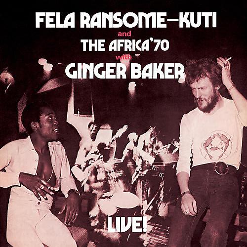 Alliance Fela Kuti - Fela Live with Ginger Baker