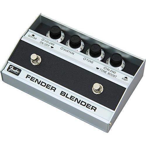 Fender Fender Blender Custom Octave/Fuzz Pedal