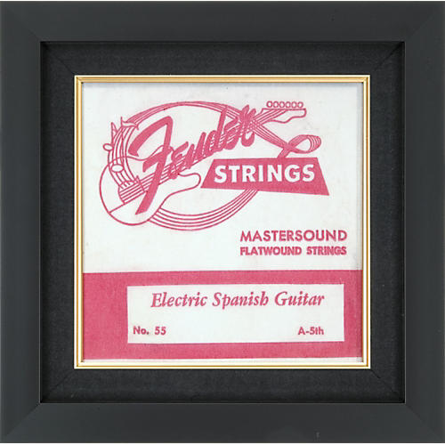 Gear One Fender Electric Spanish Guitar String Plaque-thumbnail